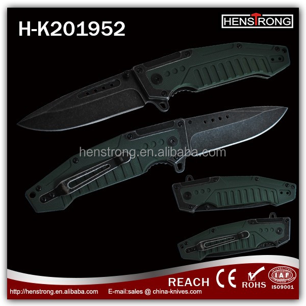 China Wholesale folding blade knife making supplies