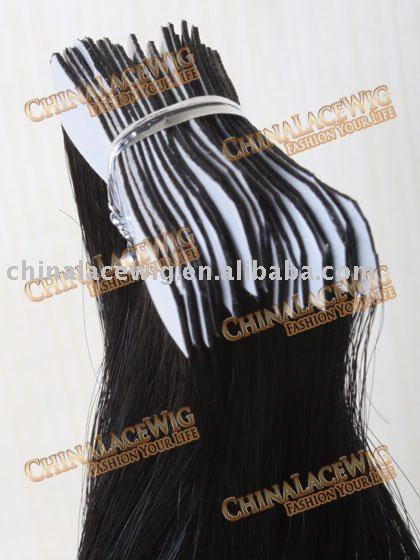 100% indian remy virgin human hair silicone skin weft tape hair