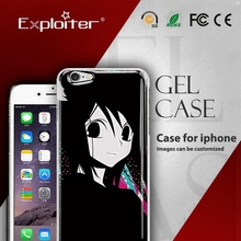 Shenzhen Exploiter create your own cell phone cover for bed cover