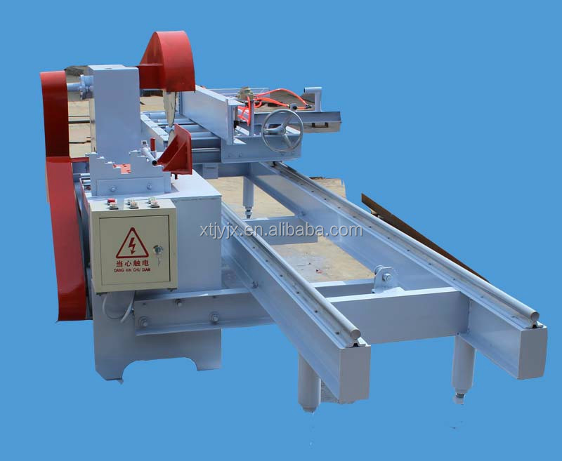 combination woodworking machine / wood cutting circular saw sawmill