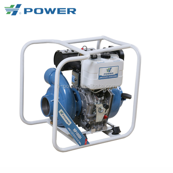 Sophisticated technologies 4 inch diesel water pump set for sale