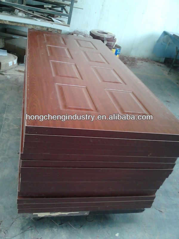 3mm MDF board faced door skin the highest quality