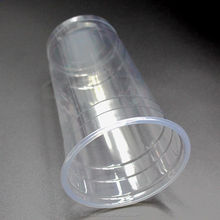 Cheap price pp material water clear disposable plastic cup