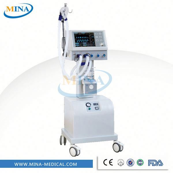 MINA-V002 face mask for sleep apnea,with headgear, Respirator Ventilator