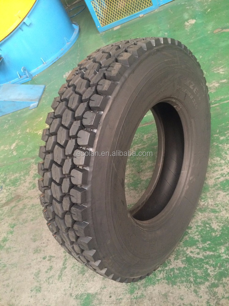 Chinese No.1 retread manufacturer Recap truck tires/Retread tire 11r22.5, 295/80R22.5