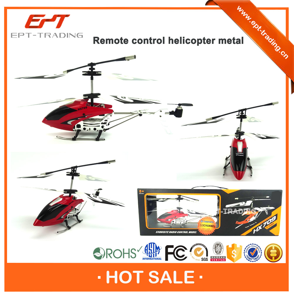 Wholesale cheap 3ch metal radio control helicopter for sale