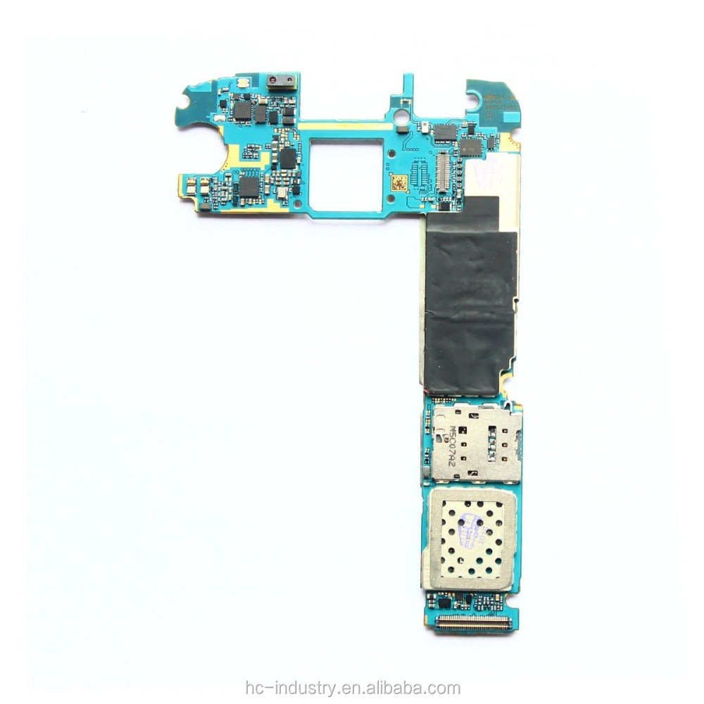 Mobile Phone Motherboard Bar for Galaxy S4 S5 S6 S6edge S7 S7edge unlocked Logic Board