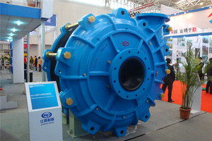 High quality slurry pump for gold mine