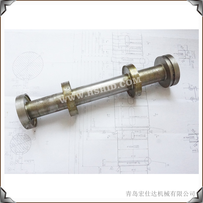 steam turbine components processing Parts for used power plant