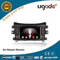 ugode 8 inch touch screen car dvd android car gps navigation for nissan navara 2016