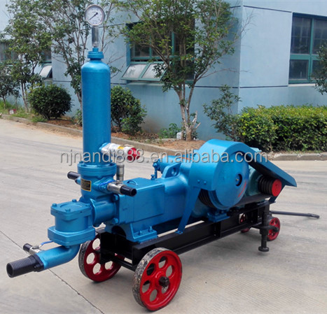 BW100-5 type cement mortar pump,grouting pump, pump mud