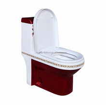 WC Commode Toilets with R&T fitting PP soft seat , muslim toilet
