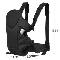 Veevan branded durable polyester mommy baby carrier