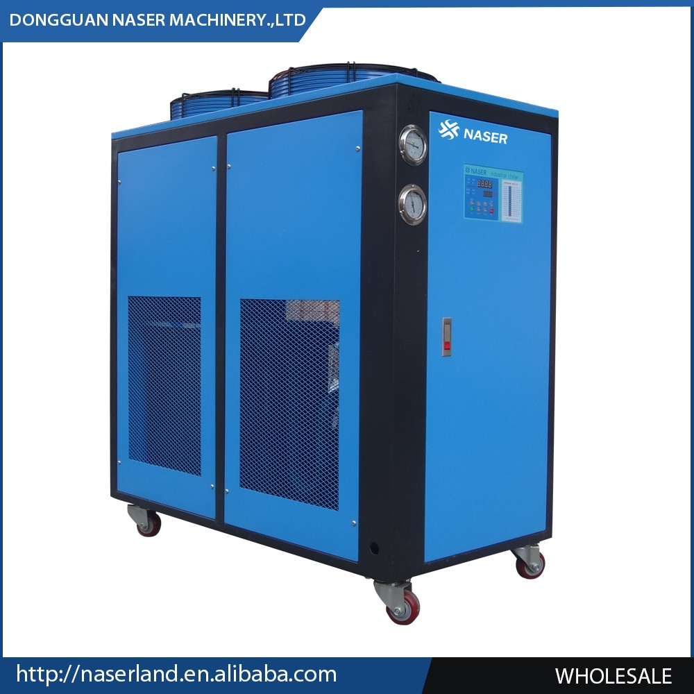 box style water chiller with famous brand compressors