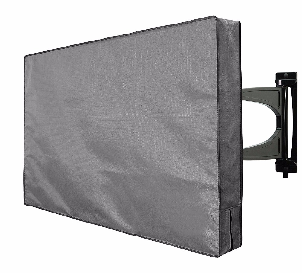 "Water and Dust Resistant 60""-65"" Outdoor TV Cover"