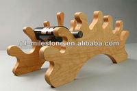 Handicraft Wooden Wine Holder