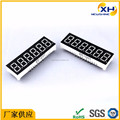 Factory quality 0.36 inch 6 7 segment display led digital display for seven segment led display