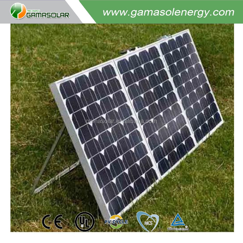 2017 GAMA SOLAR suntech warehouse lowest price pv 50w polycarbonate solar panel in Pakistan market with good quality
