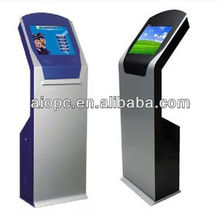 pos touch terminal wholesale 19 INCH KIOSK advertising multimedia player