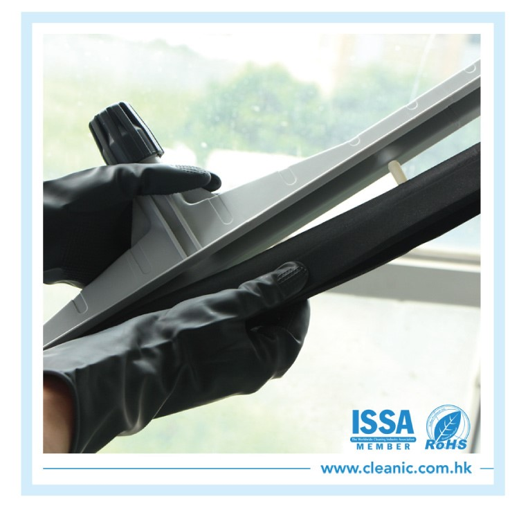Special design industrial floor cleaning wiper rubber squeegees