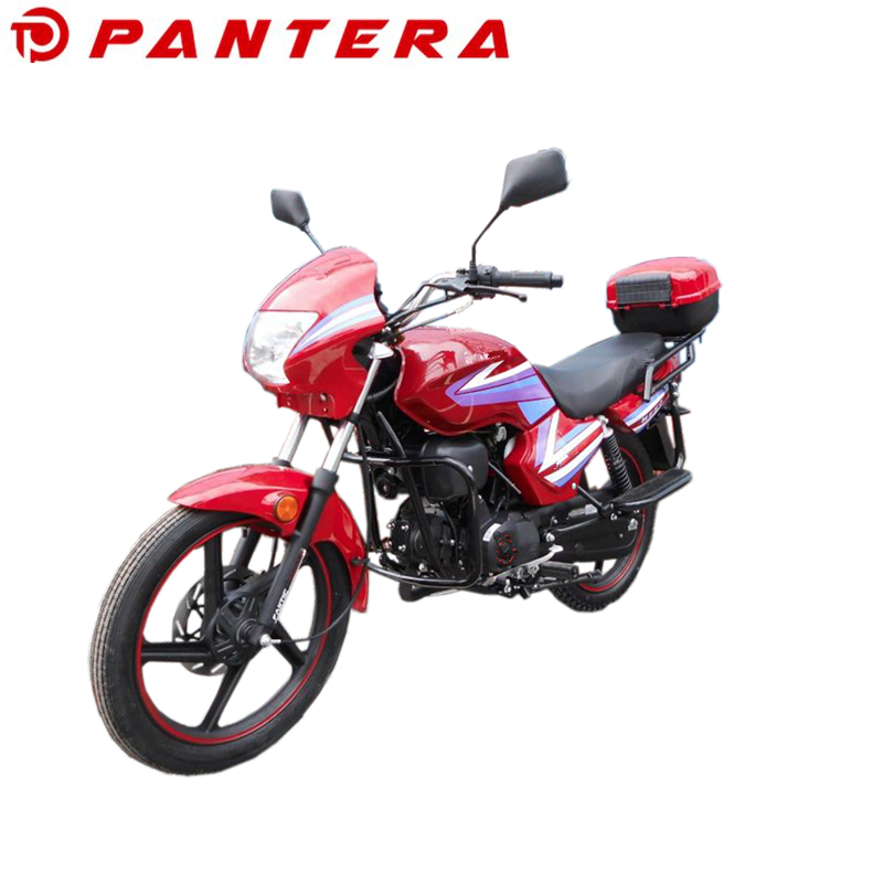 Customized Low Fuel Consumption Alloy Wheel 50 cc 110cc Motorcycle