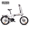 2018 New Design 36v250w 20'' mini folding electric pocket bike made in china,batteries electric bikes