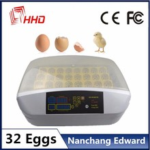 HHD New Released Good Designed Fully Automatic laboratory incubator/chicken egg incubator China