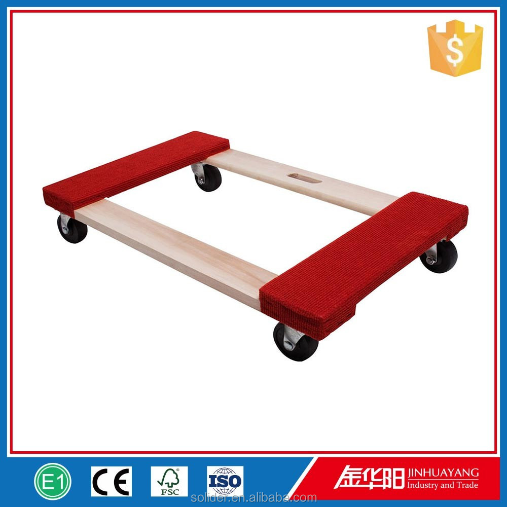 transport furniture wood moving dolly