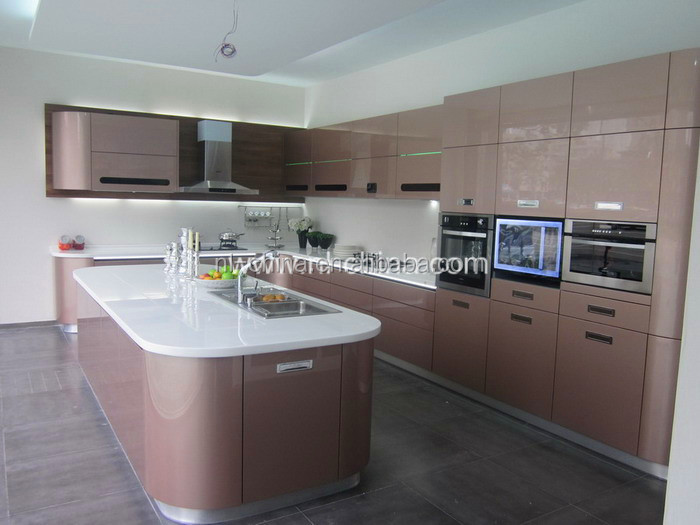 Chinese Supplier Manufacturer Modern Style Pantry Kitchen Cabinets