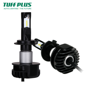 TUFF PLUS two side leds 32W 4400lm plug play H7 LED Headlight Car Auto Vehicle Bulb SUV Truck