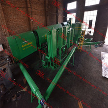 Hot selling sludge oil carbonization project rural plant vines charcoal furnace