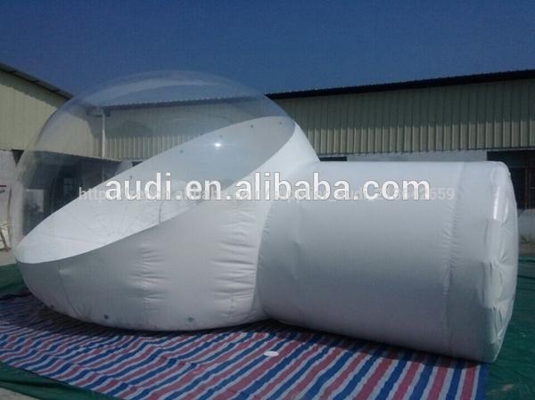 Bulle transparente tente de camping gonflable appareil gonflable pour publici - Tente bulle transparente ...
