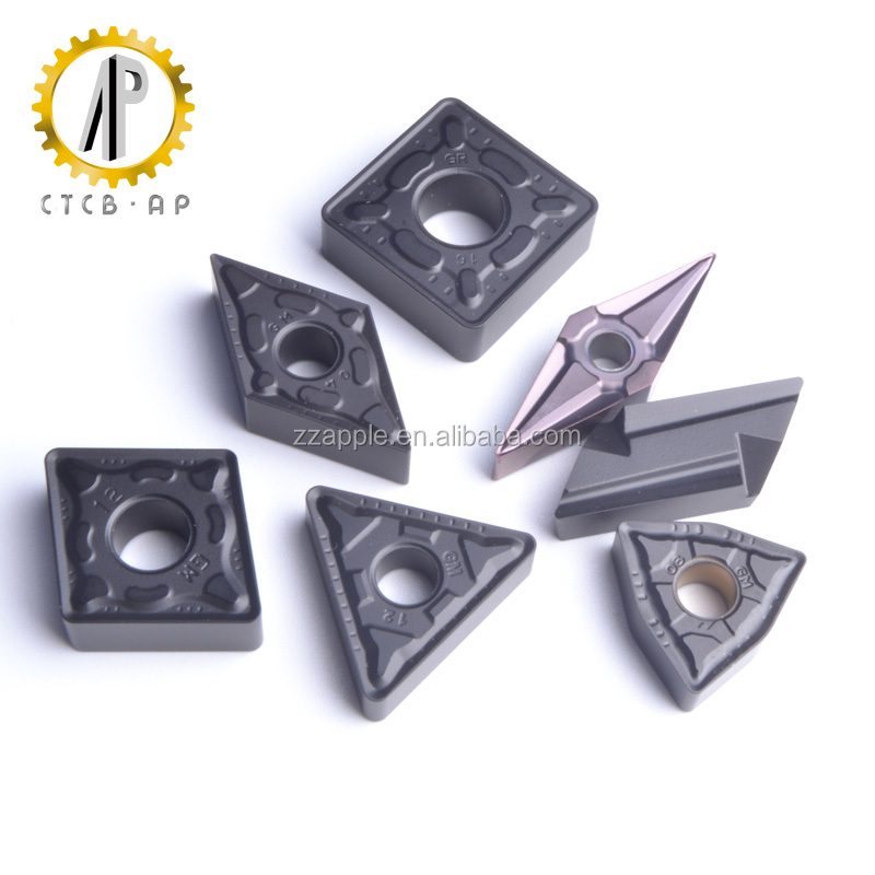 high quality insert carbide/carbide inserts/tungsten carbide insert CNMG