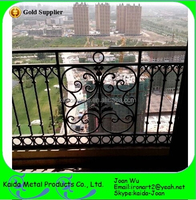 Outdoor Wrought Iron Railings For Balcony