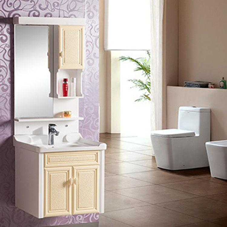 Factory Supply Attractive Price High Gloss 42 Inch Bathroom Vanity