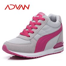 New hot innovative air sport products high cut casual sneakers ladies shoes