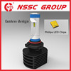 24 months warranty NSSC factory offer reasonable price H11 LED head light bulb no fan for car tractor truck jeep suv