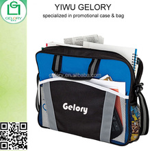 Personalized conference bag 600D Polyester Material and Unisex Gender Polyester customizable briefcase