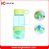 Cheap 480ml juice shaker with squeezer & container drinking healthier lemon cup (KL-7040)