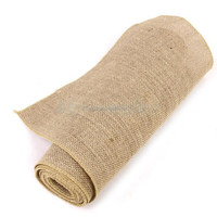 burlap rolls for arts and crafts/ jute upholstery elegant curtains/ runner fabric hessian cloth material for blanket and shoe