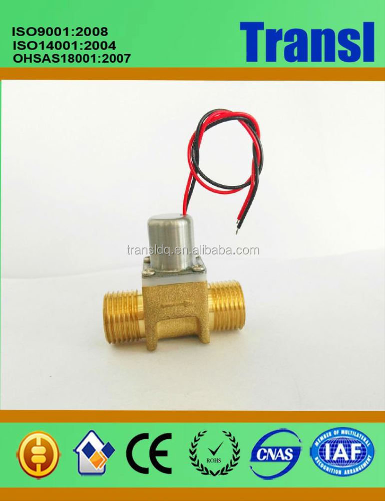 Motion Sensor Faucet With Hot And Cold Water Micro Water Solenoid Valve Solenoid Valve Ac 220V