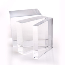 Hot selling discounted price Clear Acrylic Glass Sheet Plastic Sheet