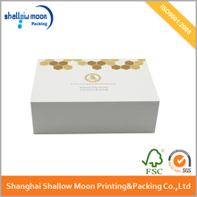 Custom cardboard magnetic gift packaging box