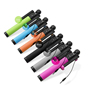 New arrivals 2015 aluminum selfie stick for cell phones accessories monopod