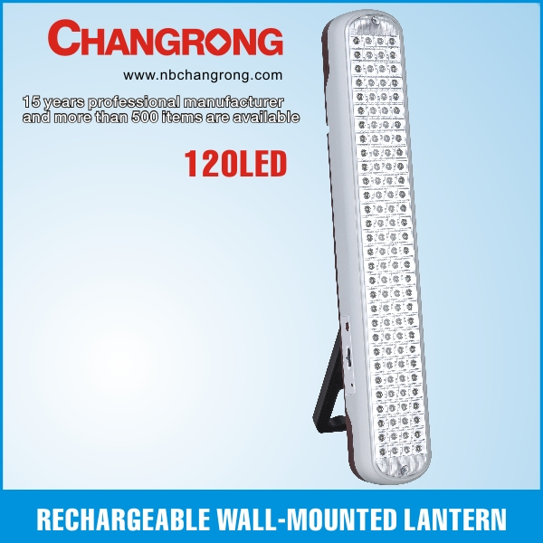 120 led 6v battery emergency light