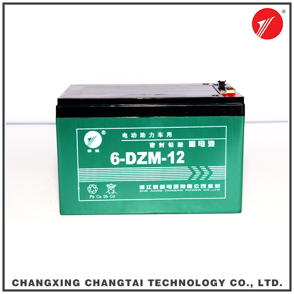 Portable rechargeable solar sealed lead acid battery