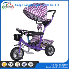 Baby trike 3in1 or 4in1 / tricycle for little children / 2015 New Fashion Children Car children tricycle rubber wheels