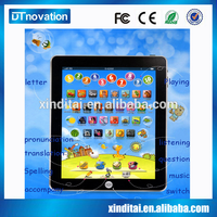 Hot sale multifunction languages learning tablet for kids