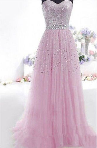 New Sequin long bridesmaid prom Formal Evening Cocktail evening dress for seniors