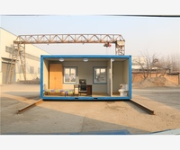 manufacturing easy sale practical 20ft new type dismountable house